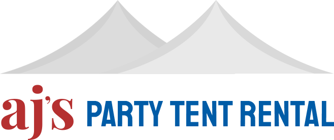 A.J.'s Party Tent Rental Logo